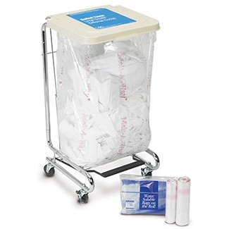 Water Soluble Laundry Bag, Coreless Rolls