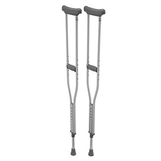 Aluminum Crutchs
